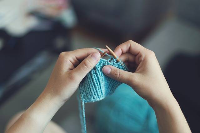 Knit Sew Girl - Free photo on Pixabay (173348)