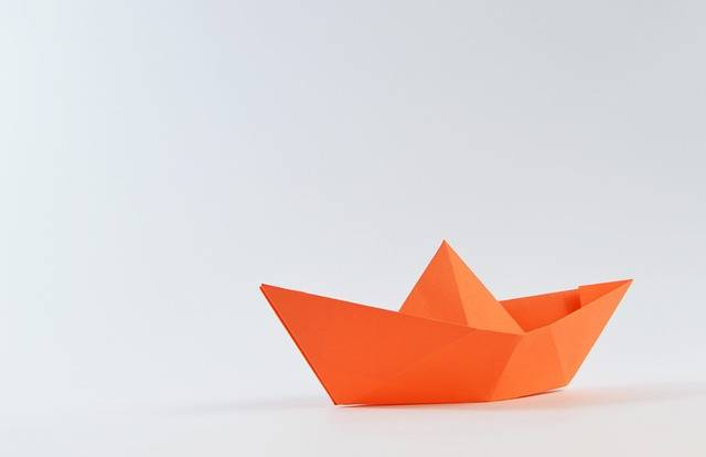Origami Paper Sailing - Free photo on Pixabay (175668)