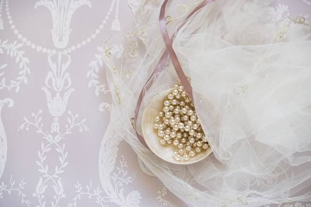 Bridal Bride Beads - Free photo on Pixabay (178443)