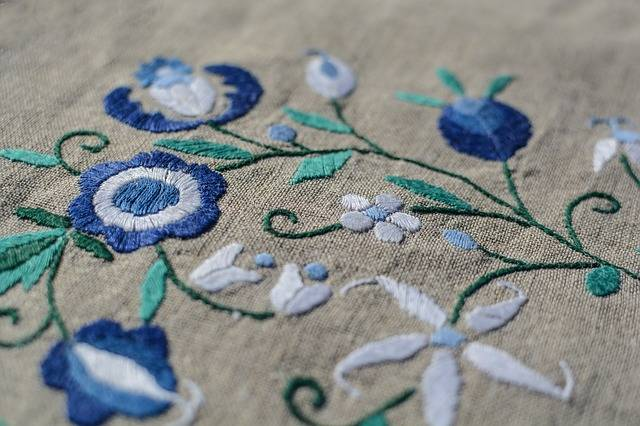 Embroidery Linen Thread - Free photo on Pixabay (178528)