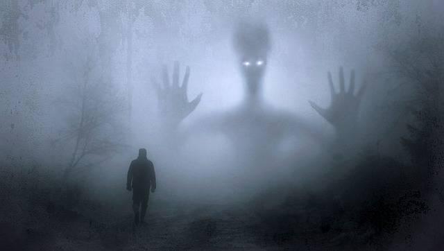 Fantasy Spirit Nightmare - Free photo on Pixabay (182675)