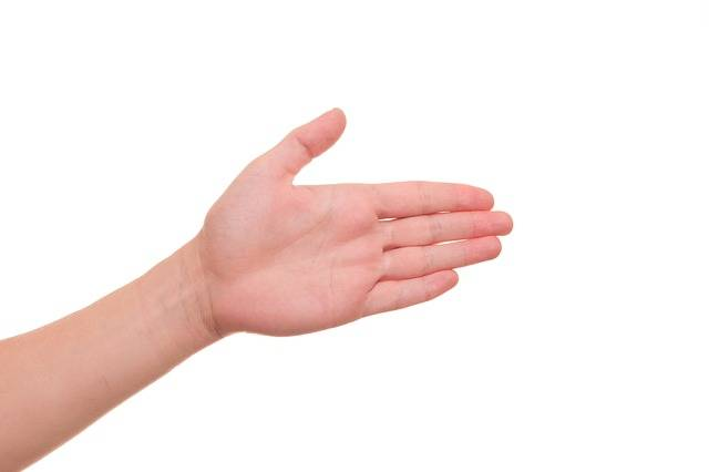 Hand Palm Guide - Free photo on Pixabay (183093)