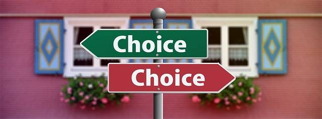 Choice Select Decide - Free photo on Pixabay (183846)