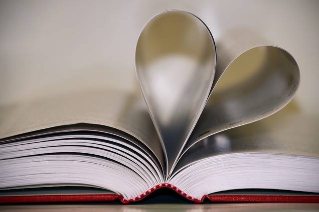 Book Pitched Pages - Free photo on Pixabay (184549)