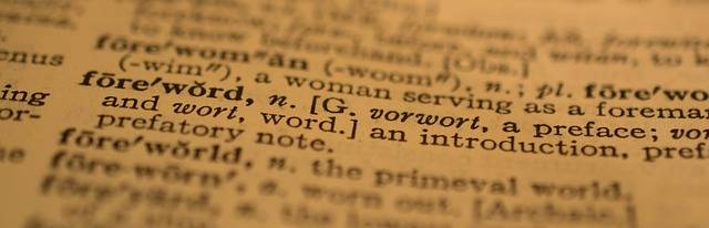 Dictionary Words Webster - Free photo on Pixabay (186737)