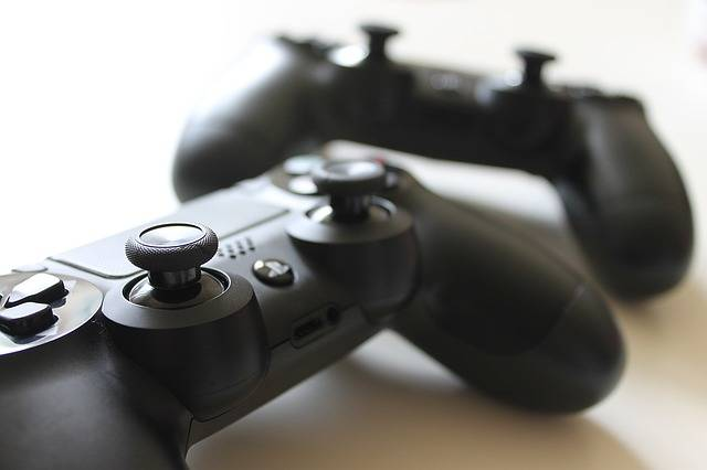 Joystick Console Video Games - Free photo on Pixabay (188025)