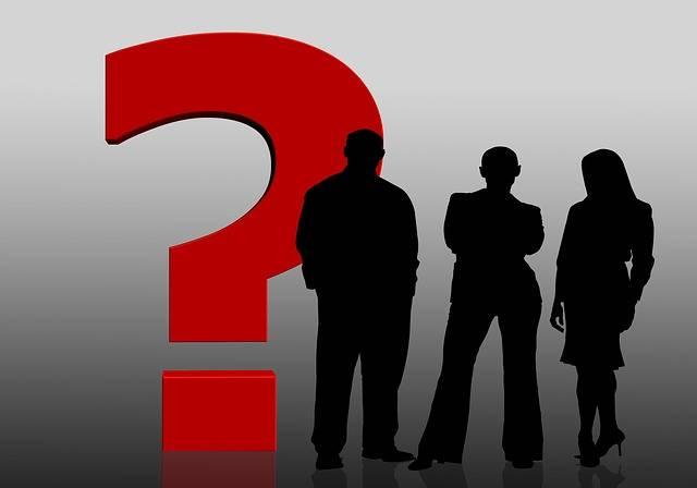 Question Mark Response - Free image on Pixabay (188339)