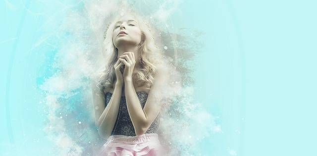 Pray Faith Fairy - Free photo on Pixabay (189082)