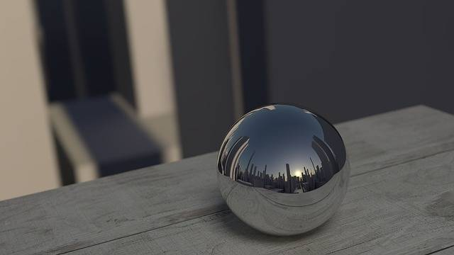 Mirroring Ball Reflection - Free image on Pixabay (190483)