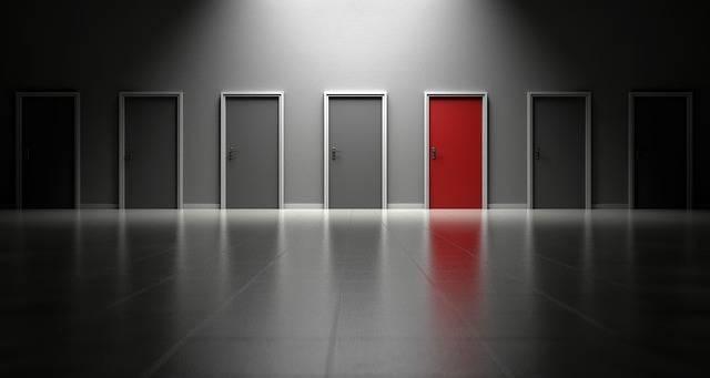 Doors Choices Choose - Free photo on Pixabay (194658)