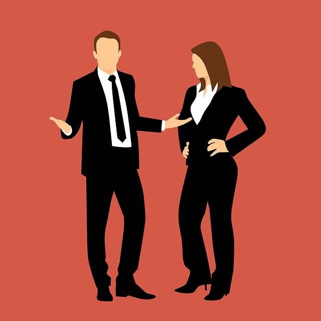 Couple Relationship Businessman - Free image on Pixabay (197447)