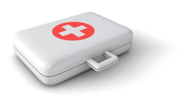 Doctor Luggage Verbandszeug - Free image on Pixabay (198641)