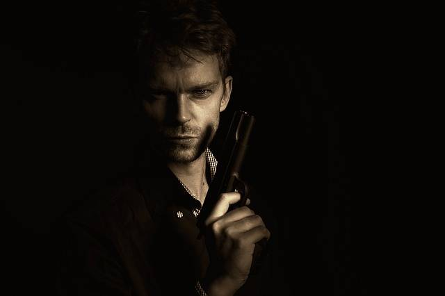 Man Gun Military - Free photo on Pixabay (203885)