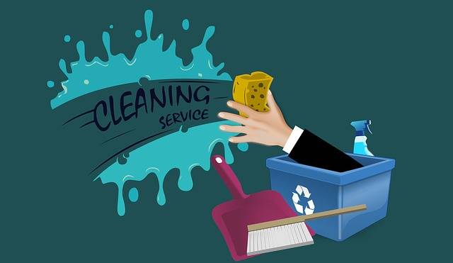 Cleaning Service Cleaner - Free image on Pixabay (204102)