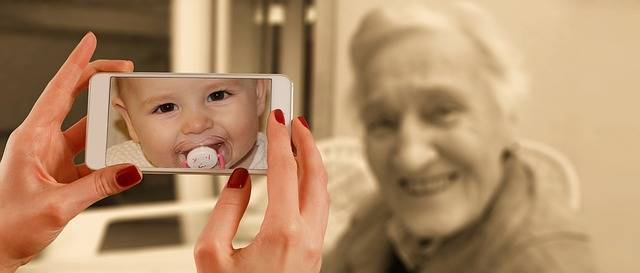Smartphone Face Woman - Free photo on Pixabay (204692)
