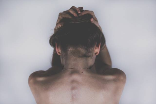 Woman Sad Depression - Free photo on Pixabay (206833)