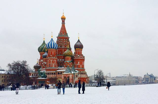 Moscow Church Russian - Free photo on Pixabay (208340)