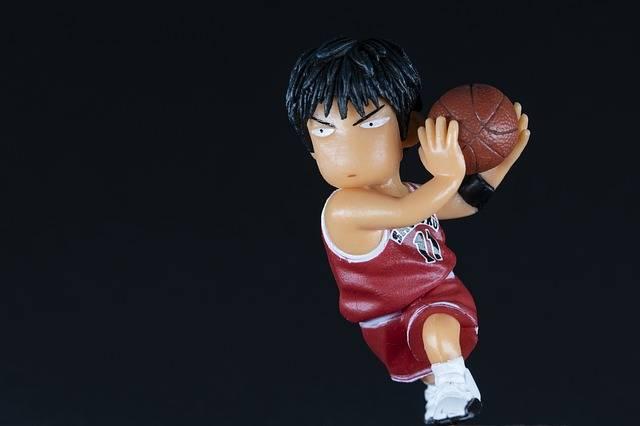Doll Basketball Sport - Free photo on Pixabay (212557)