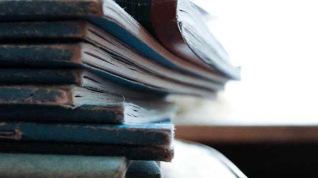 Books Old Pile - Free photo on Pixabay (213033)