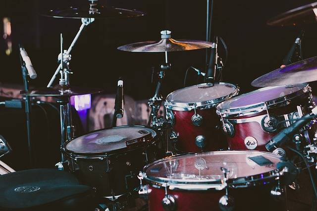 Drum Set Drums Musical Instruments - Free photo on Pixabay (213954)