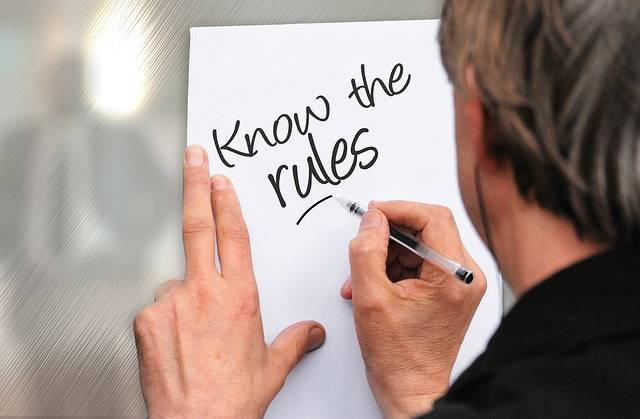 Rules Hand Write - Free image on Pixabay (216407)