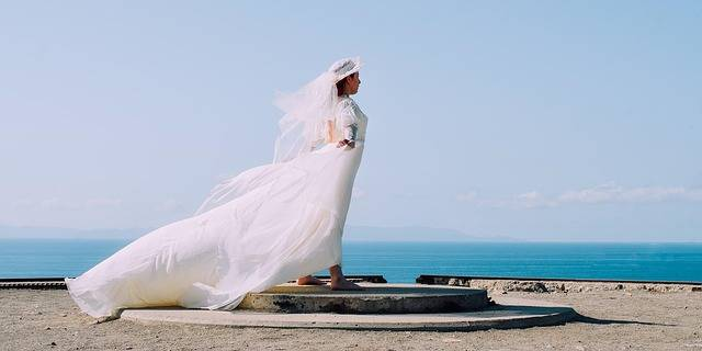 Marriage Bride Gown - Free photo on Pixabay (221960)