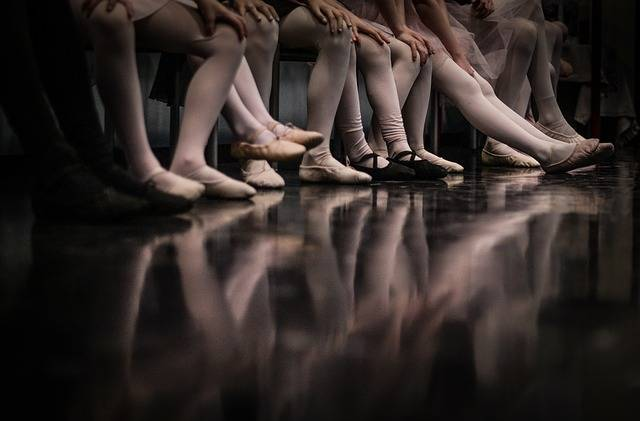 Ballet Girls Feet - Free photo on Pixabay (223736)