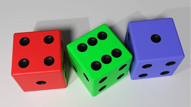 Dice Chance Luck - Free image on Pixabay (225213)