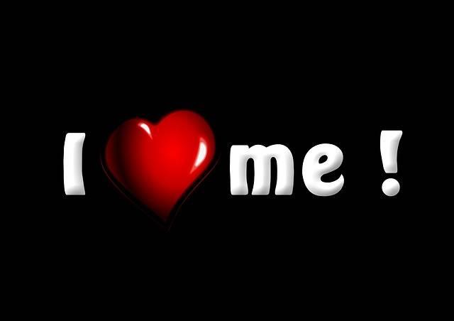I Love Myself Text Words - Free image on Pixabay (226417)