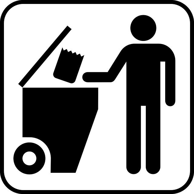 Trash Waste Trashcan - Free vector graphic on Pixabay (228513)
