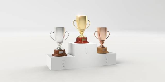 Cup Champion Award - Free image on Pixabay (228946)