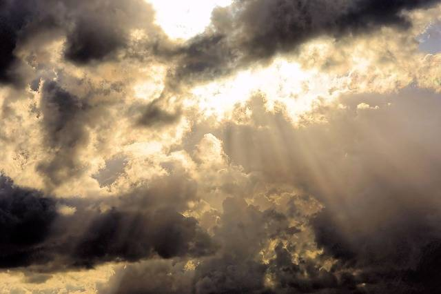 Sky Clouds Dark Covered - Free photo on Pixabay (230060)