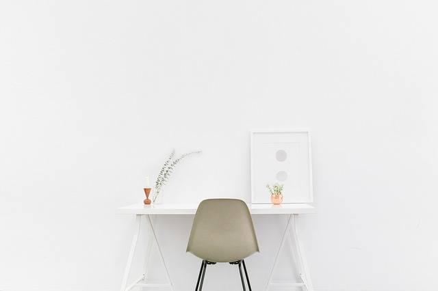 Desk Table Simple - Free photo on Pixabay (231138)