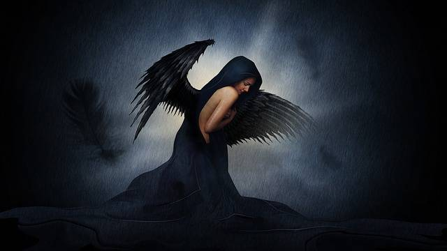 Angel Woman Wing - Free image on Pixabay (233520)