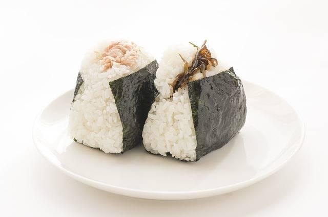 Rice Ball Food Diet - Free photo on Pixabay (234694)
