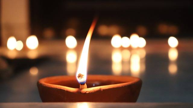 Candle Candlelight Blur - Free photo on Pixabay (235642)