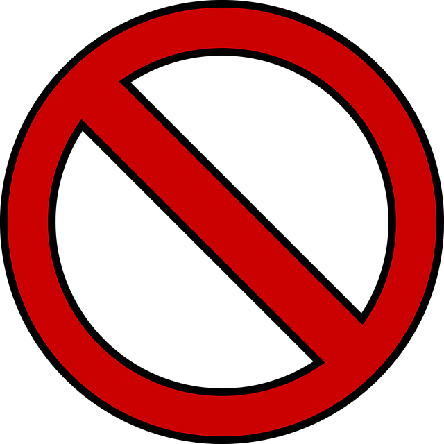 Ban Prohibited Shield - Free vector graphic on Pixabay (235865)