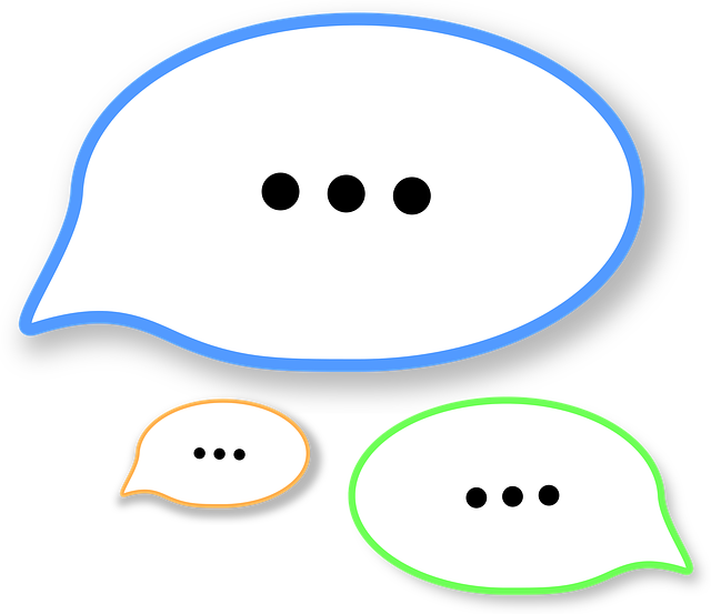 Talk Dialogue Discussion - Free vector graphic on Pixabay (236296)