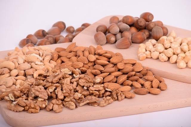 Nuts Almonds Seeds - Free photo on Pixabay (238575)