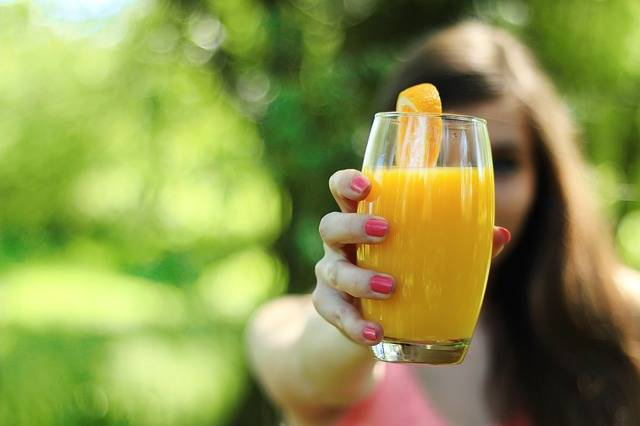 Orange Juice Healthy Glass - Free photo on Pixabay (240233)