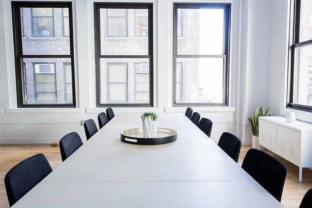 Chairs Empty Office - Free photo on Pixabay (242216)