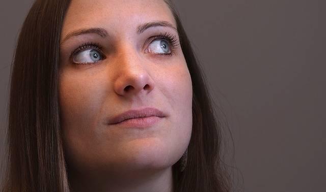 Portrait Woman Face - Free photo on Pixabay (242292)