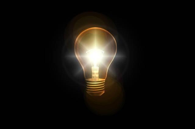 Light Bulb Think Idea - Free image on Pixabay (244032)