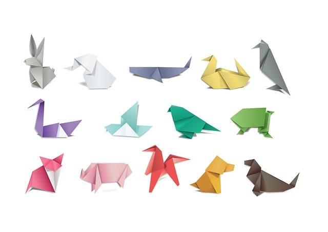 Origami Paper Folding - Free image on Pixabay (245639)