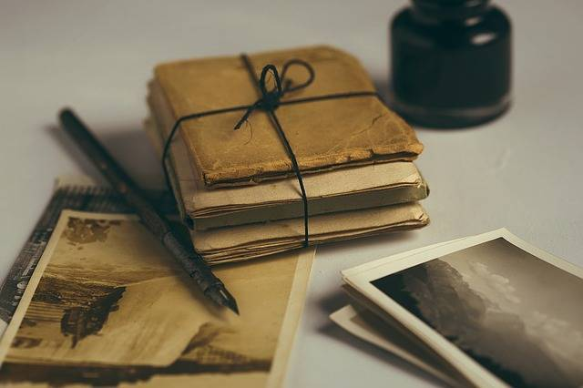 Old Letters Quill Photos - Free photo on Pixabay (246569)
