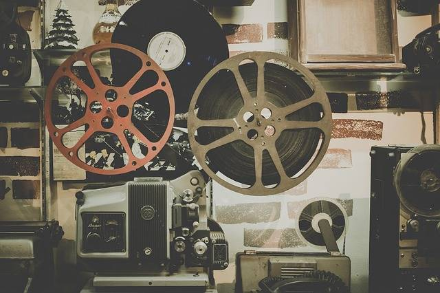 Movie Reel Projector - Free photo on Pixabay (246624)