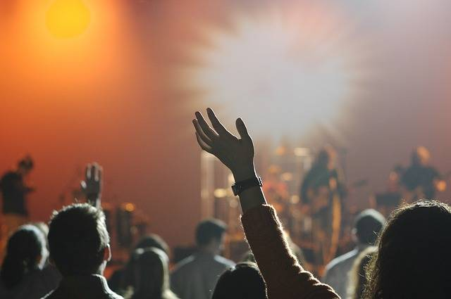 Audience Concert Music - Free photo on Pixabay (249848)