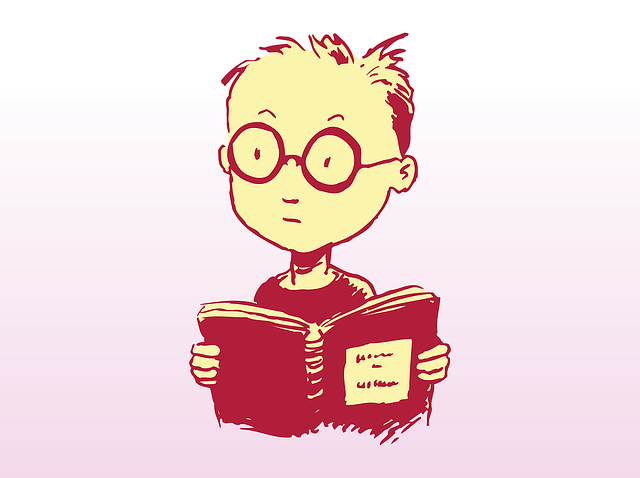 Study Boy Book - Free vector graphic on Pixabay (253384)