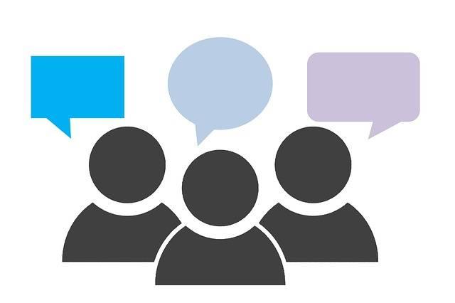 Feedback Group Communication - Free image on Pixabay (254196)