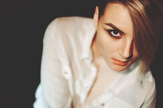 Girl Model Portrait - Free photo on Pixabay (256050)